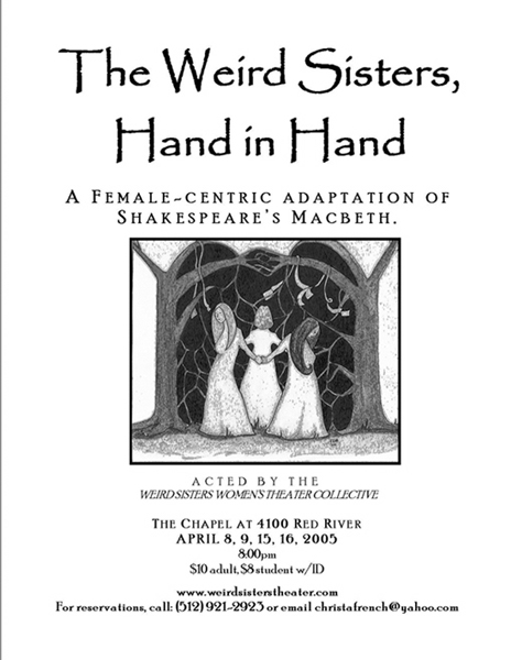 The Weird Sisters, Hand in Hand