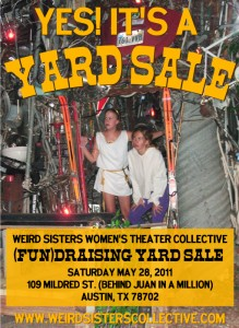 Yard Sale May 28