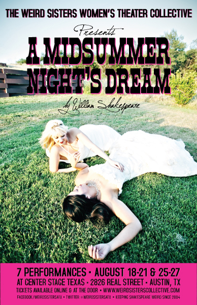 A Midsummer Night's Dream by the Weird Sisters Women's Theater Collective